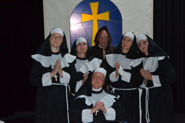 Schwester Petronellas Klostergeist